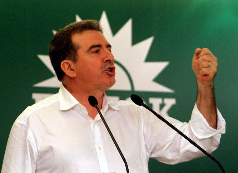 Ο Μ. Χρυσοχοΐδης κοινοβουλευτικός εκπρόσωπος του ΠΑΣΟΚ | tovima.gr