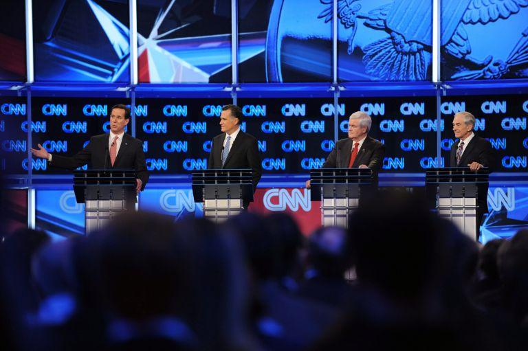 ΗΠΑ: Μάχη των «τεσσάρων» για το χρίσμα των Ρεπουμπλικανών   tovima.gr