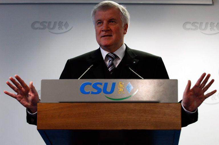 Η βαυαρική CSU απειλεί με διακοπή της βοήθειας στην Ελλάδα   tovima.gr