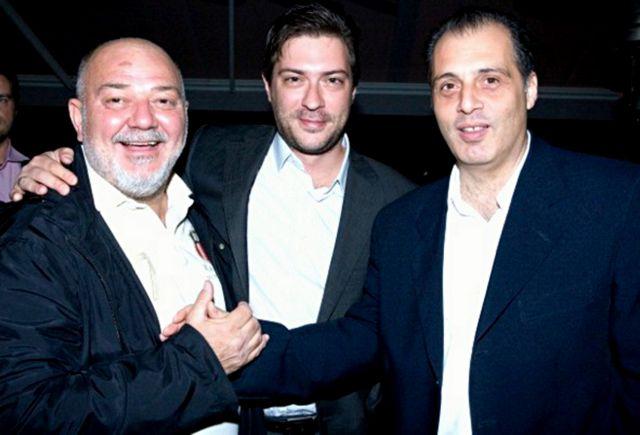 Ο κ. Βελόπουλος παρέα και με άλλο «αρχιτοκογλύφο» | tovima.gr