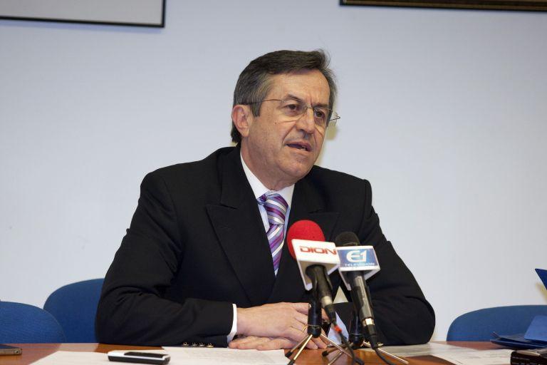 Οργή Σαμαρά για την παραίτηση του Ν. Νικολόπουλου   tovima.gr