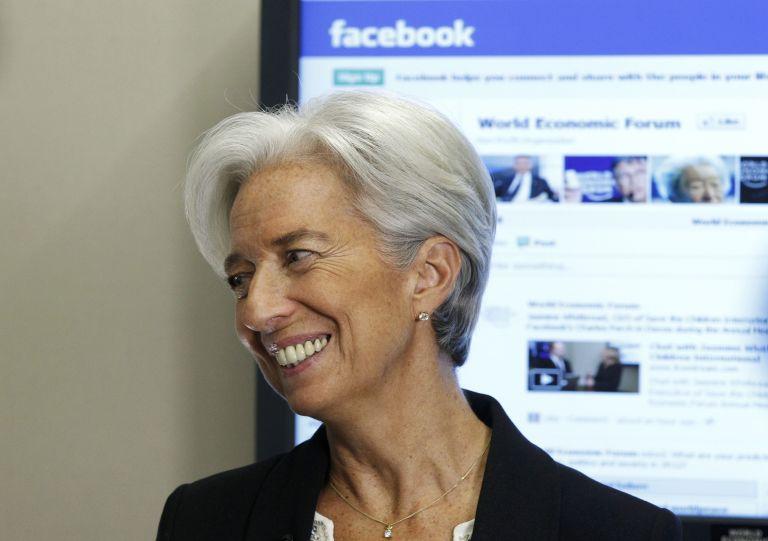 Στο Facebook η Ελλάδα… αγανακτεί για τις δηλώσεις Λαγκάρντ | tovima.gr