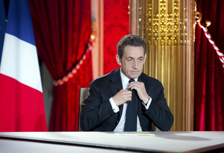 Γαλλία: Ολο και λιγότερες οι ελπίδες του Σαρκοζί για επανεκλογή   tovima.gr