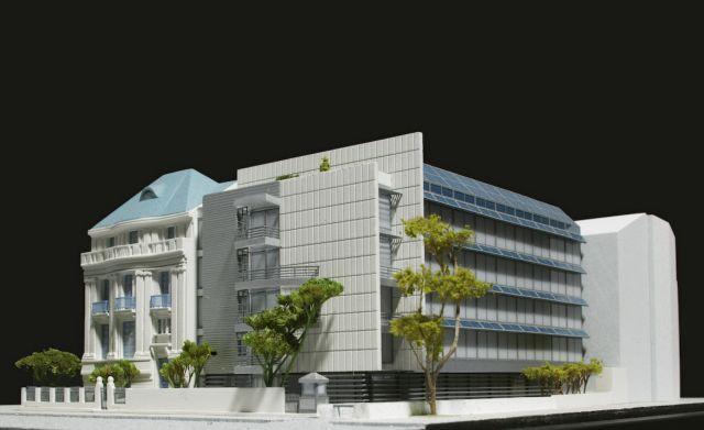 Στις αρχές του 2013 έτοιμο το ελληνικό κτίριο – «στολίδι» του Βερολίνου | tovima.gr