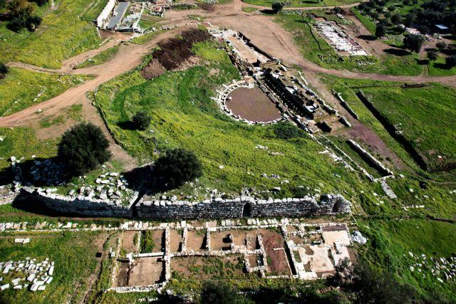 Μια αρχαία πόλη μέσα σε σύγχρονους ελαιώνες | tovima.gr