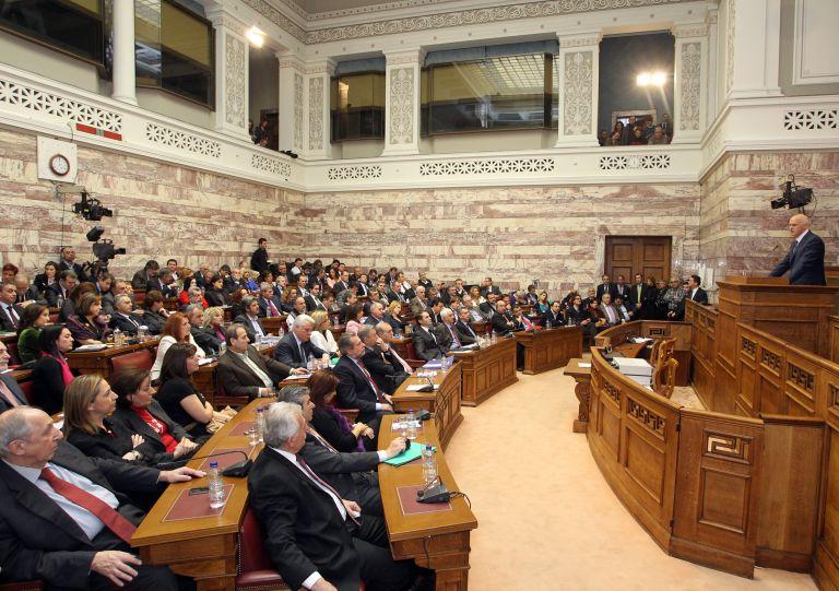 Γ. Παπανδρέου: Με κομματική πειθαρχία στην ψηφοφορία του Μνημονίου | tovima.gr