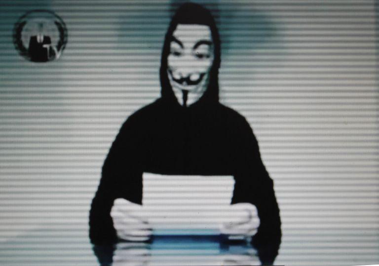 Anonymous:«Χτύπημα» σε Γενικό Λογιστήριο του Κράτους, ΤΕΙ Καβάλας και Δημοτολόγιο Καρδίτσας   tovima.gr