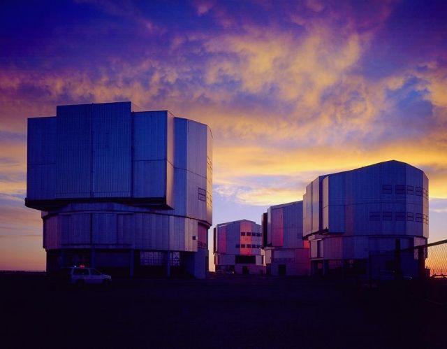 Τέσσερα ορθάνοιχτα «μάτια» για το Πολύ Μεγάλο Τηλεσκόπιο | tovima.gr