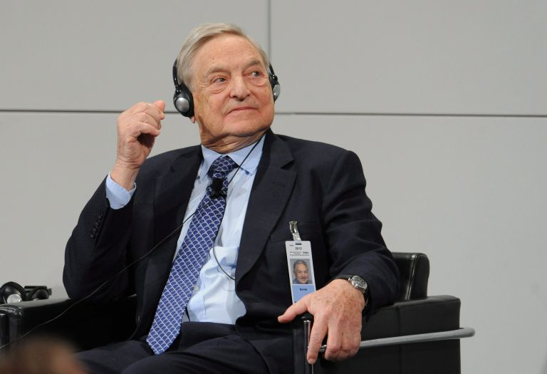 Τζ. Σόρος: Η Γερμανία να πληρώσει το αντίτιμο της πρωτοκαθεδρίας   tovima.gr