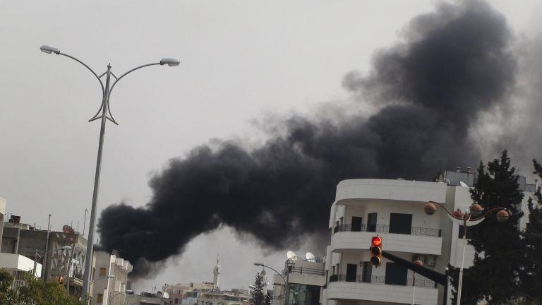 Τέσσερις συριακοί πύραυλοι έπληξαν τη βόρεια Ιορδανία   tovima.gr