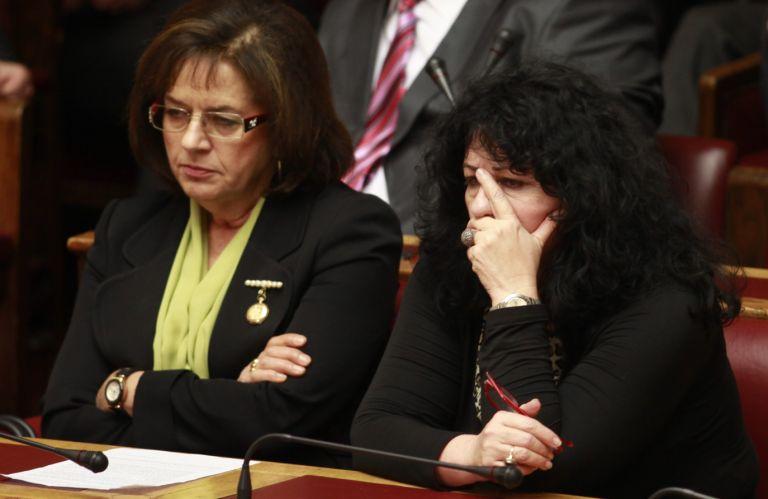 Αννα Βαγενά, βουλευτής του ΠαΣοΚ για 12 ώρες | tovima.gr