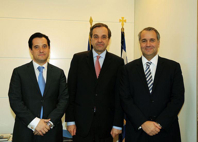Προσχώρησαν στη Ν.Δ. οι Μ. Βορίδης και Αδ. Γεωργιάδης   tovima.gr