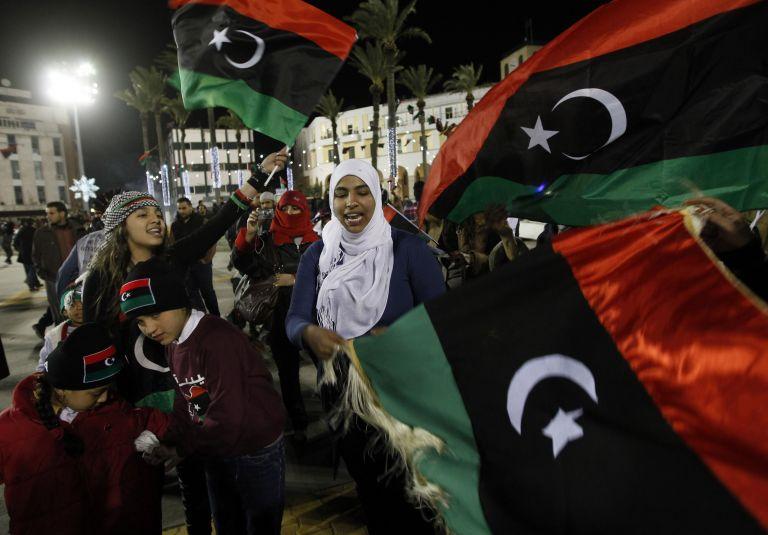 Λιβύη: Εορτασμοί για την επέτειο της εξέγερσης κατά του Καντάφι | tovima.gr