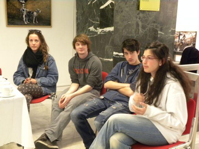 Ελληνογερμανική εφηβική συμμαχία | tovima.gr
