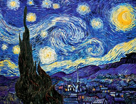 Ο πρώτος διαδραστικός πίνακας Βαν Γκογκ | tovima.gr