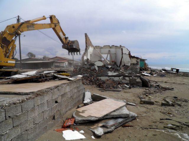 Στα χαρτιά έμεινε το σχέδιο κατεδαφίσεων του ΥΠΕΚΑ | tovima.gr