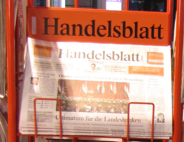«Handelsblatt»: «Ανθέλληνας» ο εκπρόσωπος Τύπου του SPD | tovima.gr