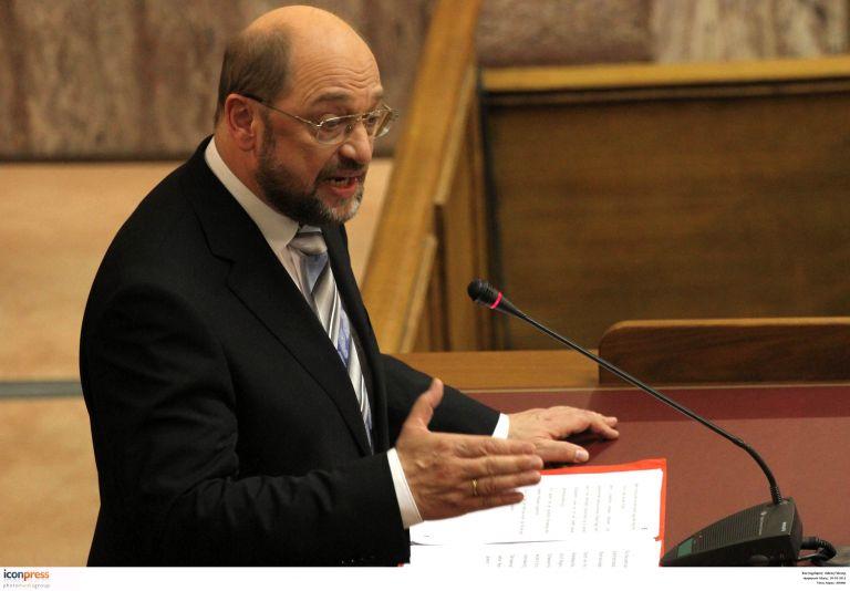 Μάρτιν Σουλτς: Αναπυξιακά κίνητρα για να γίνει κυβέρνηση στην Ελλάδα | tovima.gr