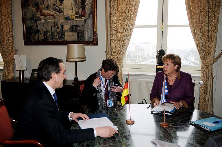 Με αισιοδοξία ο Σαμαράς στην Ευρώπη για τις κρίσιμες συναντήσεις με Μέρκελ – Ολάντ | tovima.gr