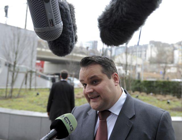 Ντε Γιάγκερ: «Πρόωρη» η πρόταση Ερό για επιμήκυνση στην Ελλάδα | tovima.gr