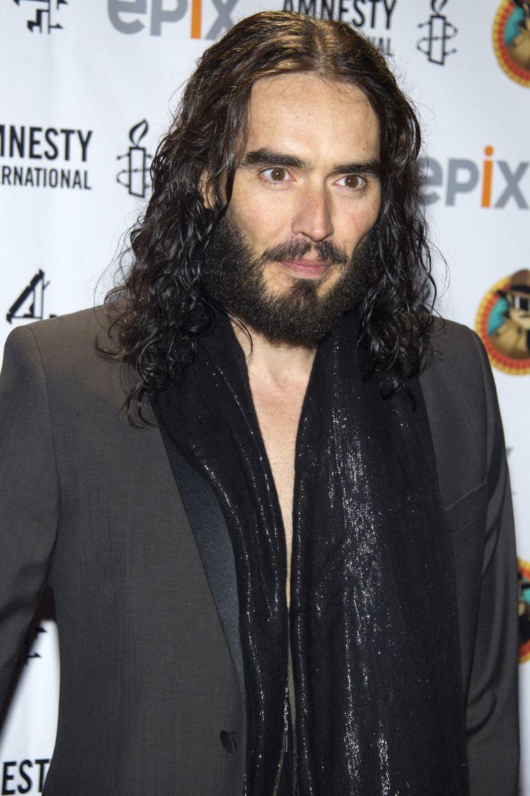 Ο Ράσελ Μπραντ παρουσιαστής των MTV Movie Awards 2012   tovima.gr