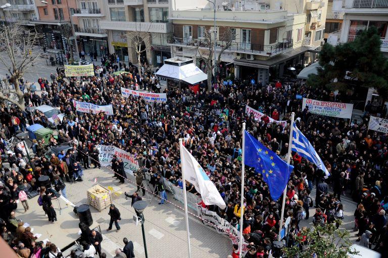 ΓΣΕΕ: Οι κινητοποιήσεις θα συνεχιστούν | tovima.gr