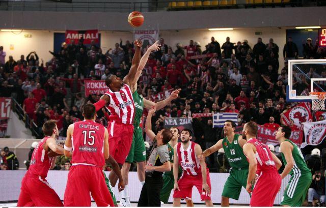 Σε επιφυλακή η ΕΛΑΣ για τους τελικούς του μπάσκετ   tovima.gr