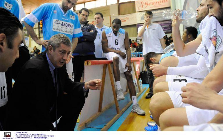 Μπάσκετ: Ο Β. Φραγκιάς για τρίτη φορά στον πάγκο του Κολοσσού   tovima.gr
