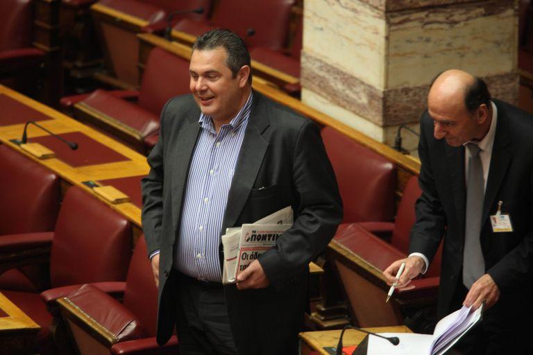 Συγκρότησε Κοινοβουλευτική Ομάδα ο Π. Καμμένος   tovima.gr