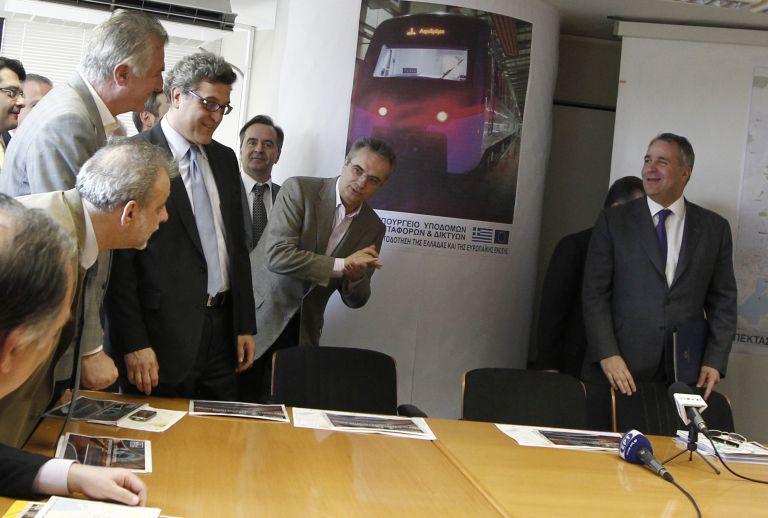 Υπεγράφη η σύμβαση της Αττικό Μετρό με την Siemens   tovima.gr