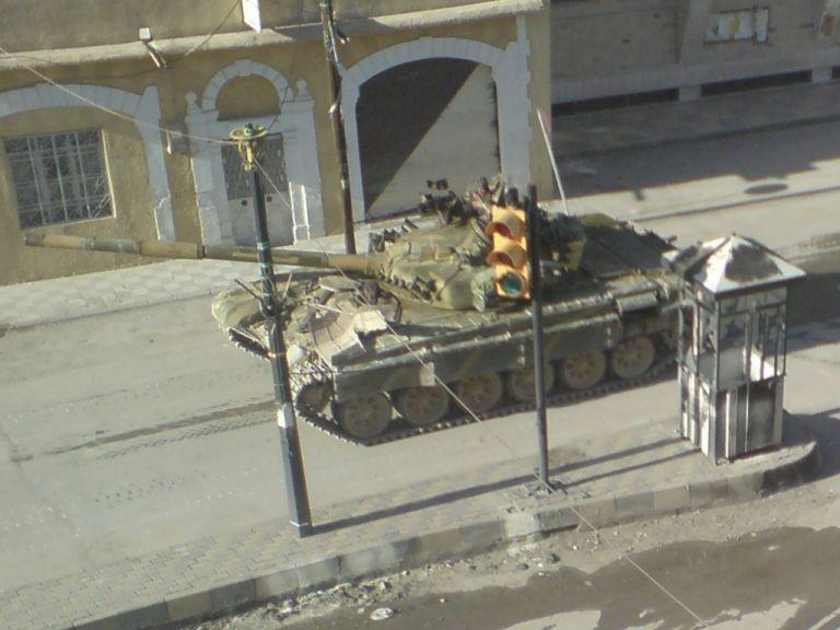 Συρία: Λήγει η διορία απόσυρσης του στρατού εν μέσω βομβαρδισμών | tovima.gr