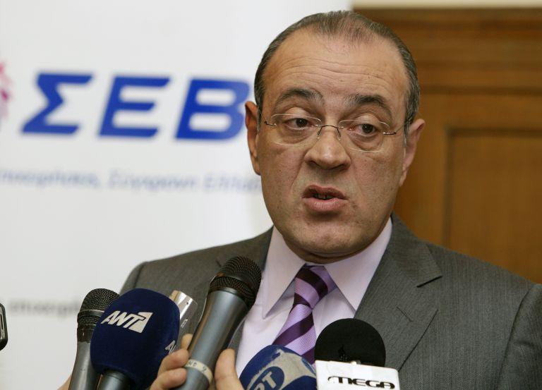 ΣΕΒ: Επανεξελέγη πρόεδρος ο κ. Δ. Δασκαλόπουλος | tovima.gr