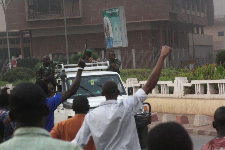 Στρατιωτικό πραξικόπημα στο Μάλι | tovima.gr