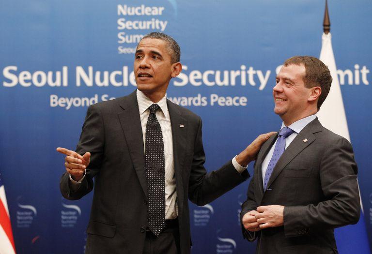 Για «Εναν κόσμο χωρίς πυρηνικά» πιέζει ο Ομπάμα   tovima.gr