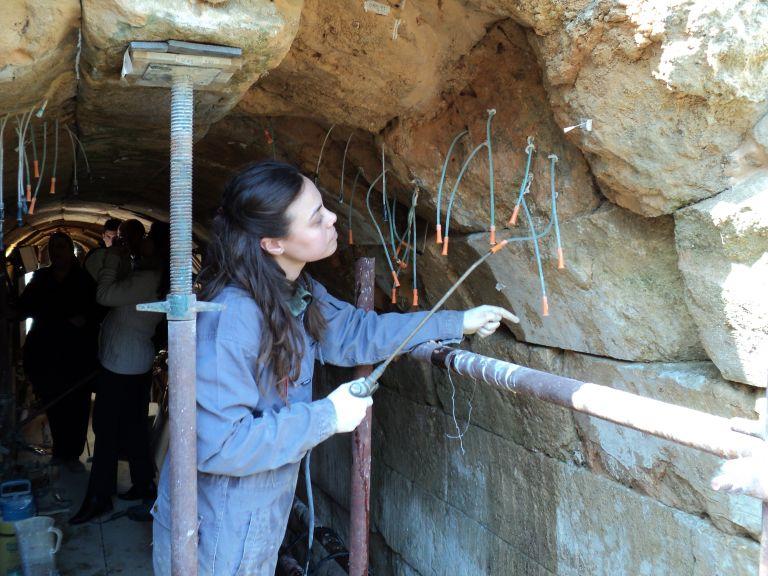 Αποκατάσταση της κρυπτής στοάς που οδηγεί στο στάδιο της Νεμέας | tovima.gr