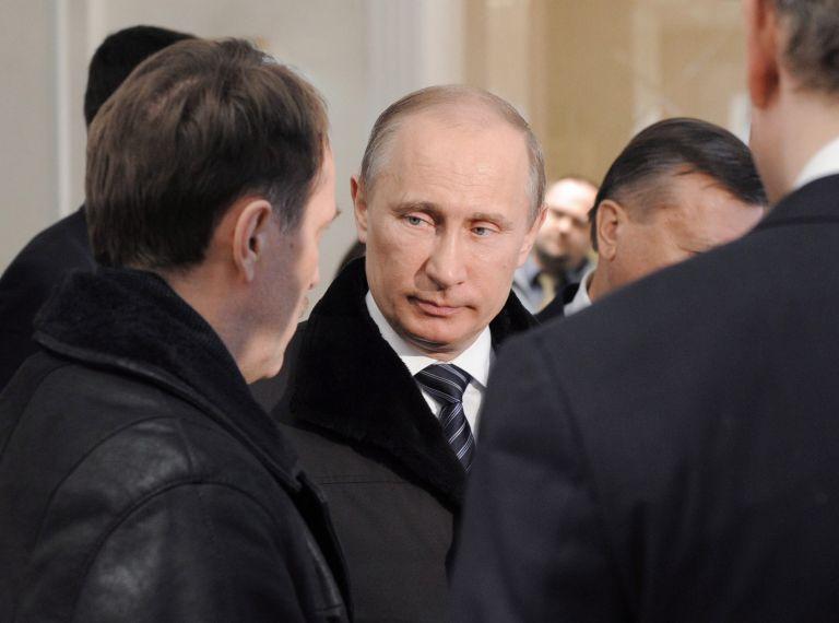 Β. Πούτιν:«Ναι» στα ψυχοτρονικά όπλα που επιτίθενται στο νευρικό σύστημα | tovima.gr