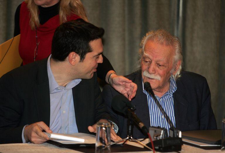 Ο Μανόλης Γλέζος επικεφαλής στο Επικρατείας του ΣΥΡΙΖΑ | tovima.gr