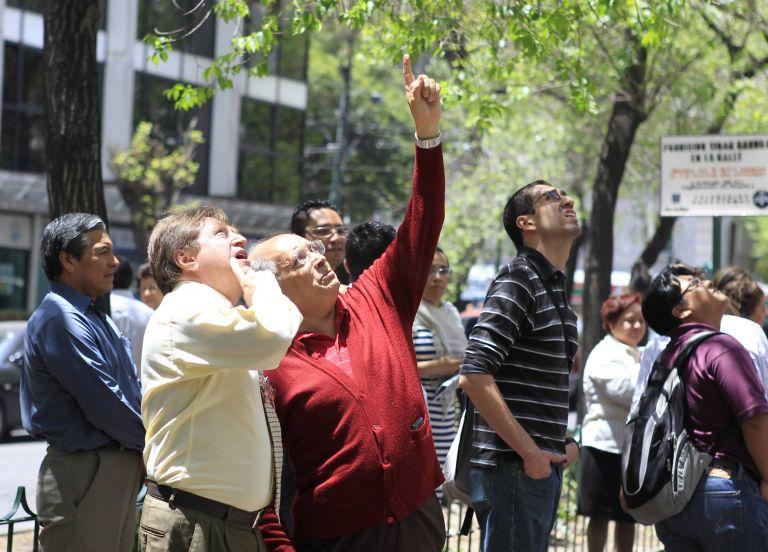 Ισχυρός σεισμός ταρακούνησε το Μεξικό | tovima.gr