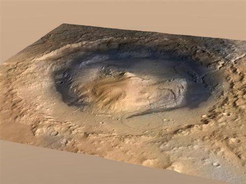 Σε βουνό θα αναρριχηθεί το Curiosity | tovima.gr