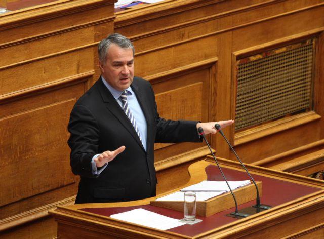 Ο κ. Βορίδης και τα ρουσφέτια του | tovima.gr