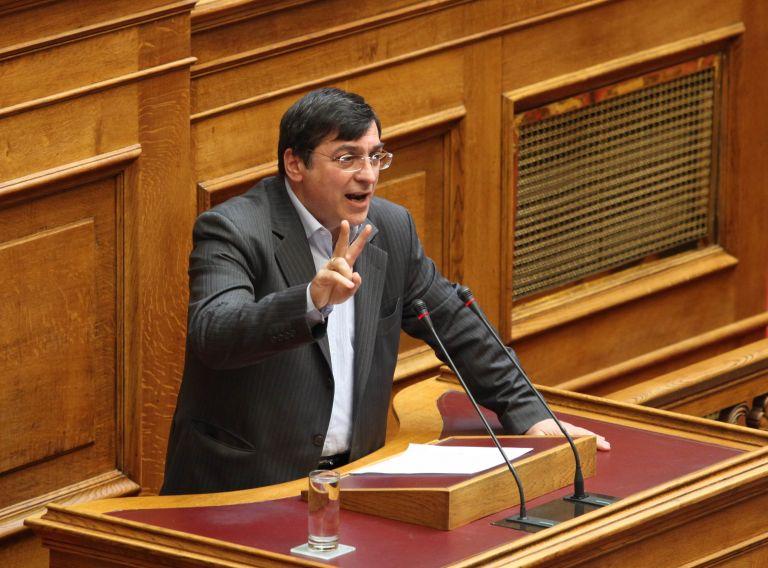 Εικόνες χάους στην Βουλή- Επίθεση ΛΑΟΣ κατά Σηφουνάκη | tovima.gr