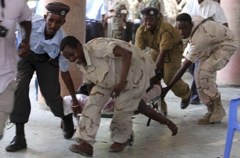 Σομαλία: Πολύνεκρη επίθεση αυτοκτονίας   tovima.gr