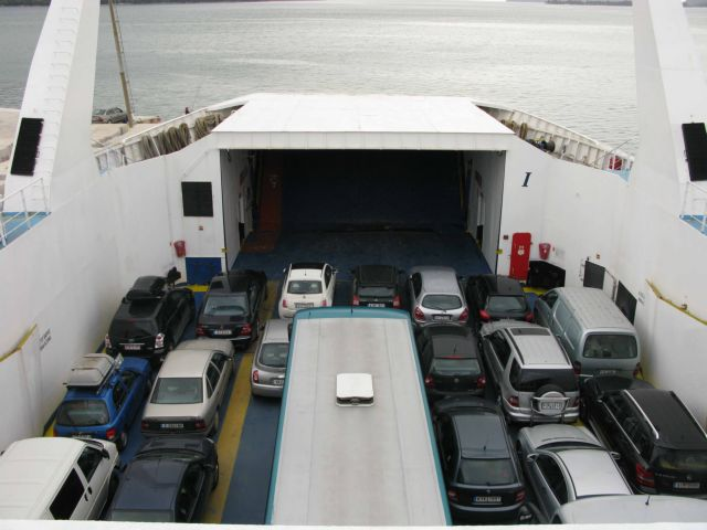 Major delays on Salamina – Perama ferry boat connection | tovima.gr