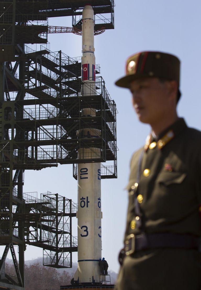 Βόρεια Κορέα: «Κράτος με πυρηνικό όπλο» βάσει του νέου Συντάγματος | tovima.gr