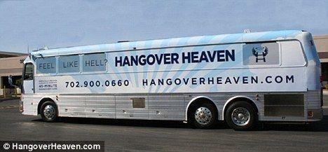 Λας Βέγκας: Ενα λεωφορείο- παράδεισος για το χανγκόβερ   tovima.gr