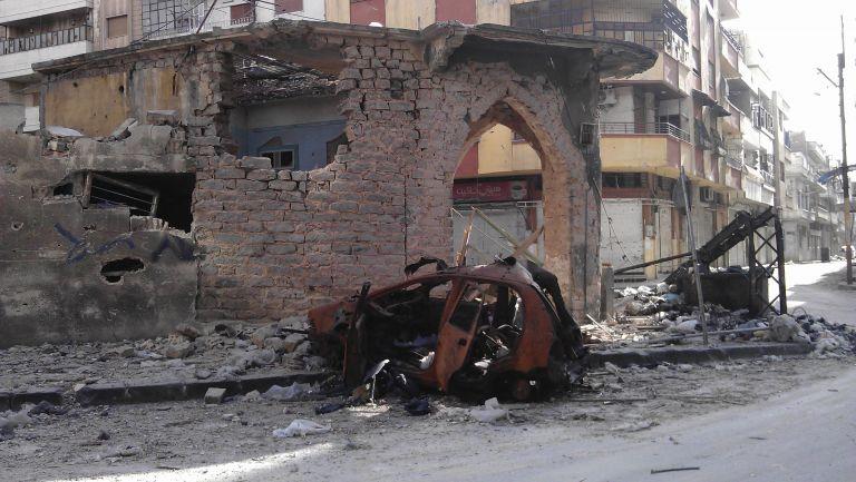 Συρία: Για νέα αιματοχυσία αμάχων κάνει λόγο η αντιπολίτευση | tovima.gr