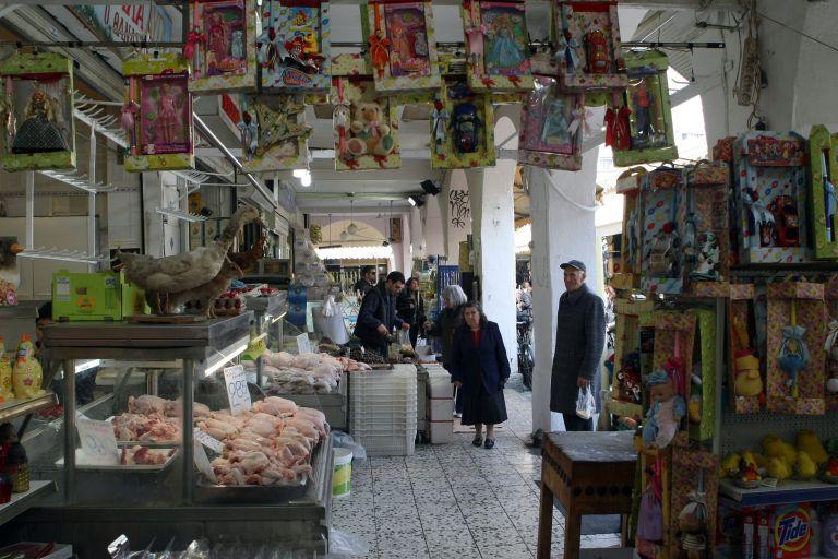 ΕΣΕΕ: πτώση του λιανικού εμπορίου κατά 15% στην πασχαλινική αγορά   tovima.gr