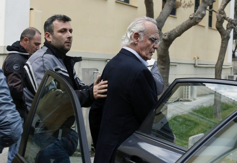 Υπόθεση Τσοχατζόπουλου: Πέντε νέα πρόσωπα σε απολογία | tovima.gr
