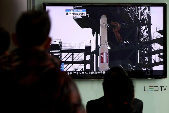 Ο πύραυλος της Βόρειας Κορέας διαλύθηκε… | tovima.gr