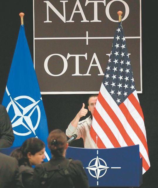 Ατλαντική Συμμαχία με ελλειμματικά ταμεία   tovima.gr